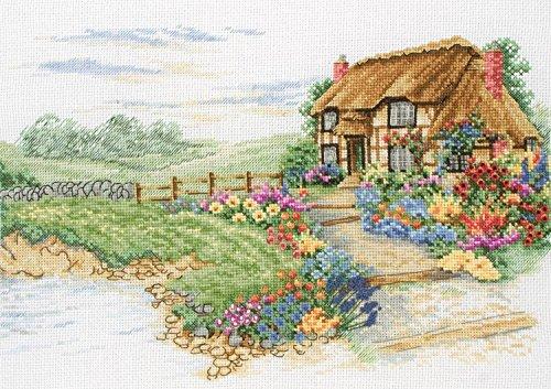 anchor-cottage-view-juego-de-punto-de-cruz