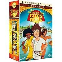 Les Mystérieuses Cités d'Or - L'Intégrale saison 3
