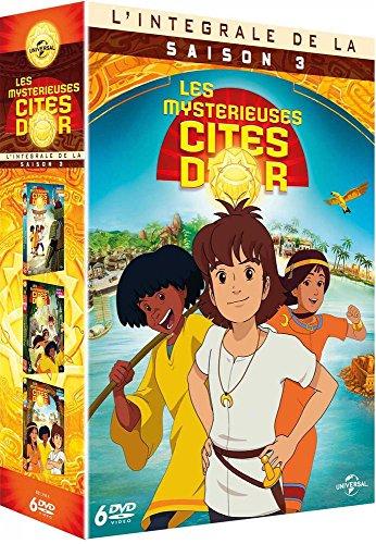 Les Mystérieuses Cités d'or-L'Intégrale Saison 3