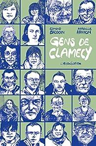 Gens de Clamecy par Edmond Baudoin