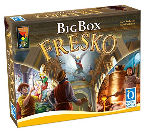 "Queen Games 61131 - ""Fresko: Big Box"""