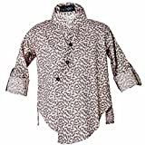 Lil Poppets Baby Boys' Shirt with Angula...