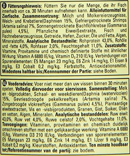Tetra FunTips Tablets Haft-Futtertabletten, Hauptfutter, haftet an der Scheibe, zum Fische beobachten, 300 Tabletten - 2