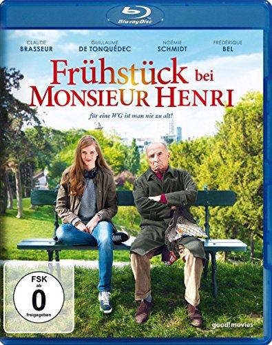 Bild von Frühstück bei Monsieur Henri [Blu-ray]