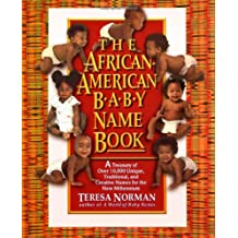 African-American Baby Name Book