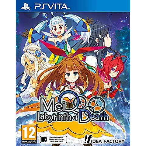 MeiQ: Labyrinth of Death (PlayStation Vita) UK IMPORT