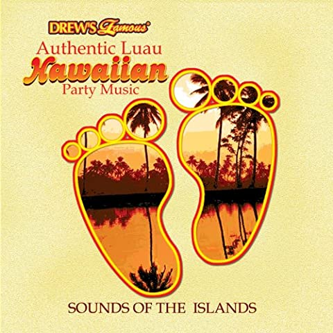 Authentic Luau Hawaiian Party