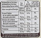 Nestlé Les Recettes de L'Atelier Chocolate con Leche Pasas Avellanas y Almendras - Tableta de Chocolate 195 gr