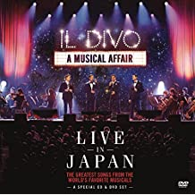 Musical Affair:Live in Japan [Import anglais]