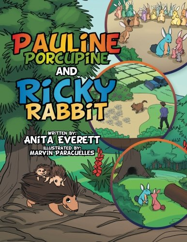 Pauline Porcupine and Ricky Rabbit