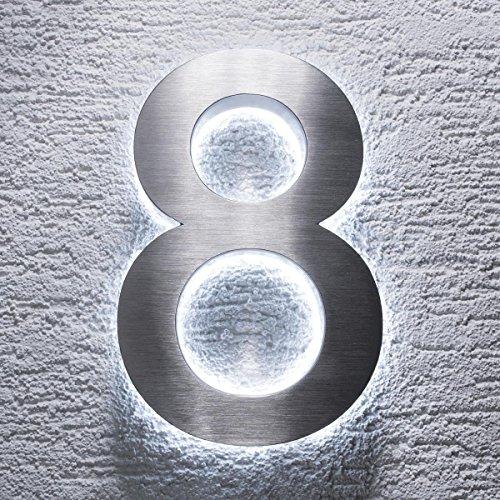 ᐅᐅ】 3d Hausnummer Beleuchtet im Vergleich 09 / 2018 | ✅ TOP 10