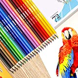 TOPERSUN Lápiz de Color 72 Colores Regalo Ideal para Artistas, Adultos y...