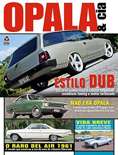Opala & Cia. 40 (Portuguese Edition) por On Line Editora