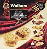 Walkers All Butter Shortbread, Scottish Biscuit Assortment 900g