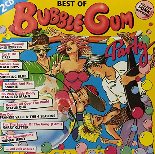 Best Of Bubble Gum (2CD) (Bubble Music Gum)