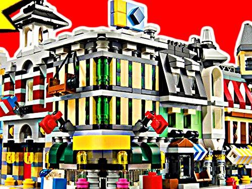 Clip: Mini Modular Buildings (Lego Mini Modulars)