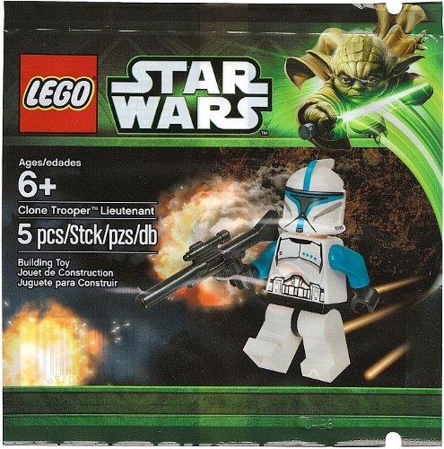 LEGO 5001709 Clone Trooper lieutenant Lego Clone Trooper (japon importation)