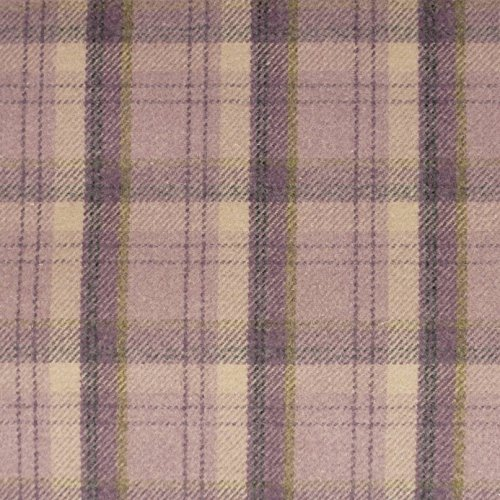 edderton-tartan-check-wool-effect-curtain-upholstery-fabric-sold-by-the-meter-heather