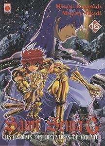 Saint Seiya episode G Edition simple Tome 16
