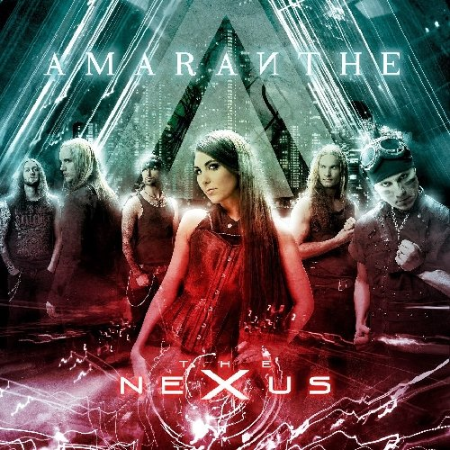 Amaranthe: The Nexus (Audio CD)