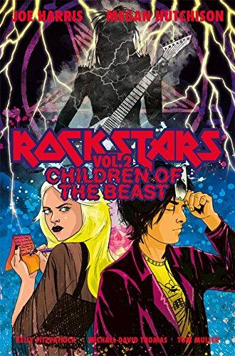 Preisvergleich Produktbild Rockstars Volume 2: Children of the Beast