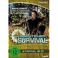 Abenteuer Survival - Staffel 5.0 [2 DVDs]