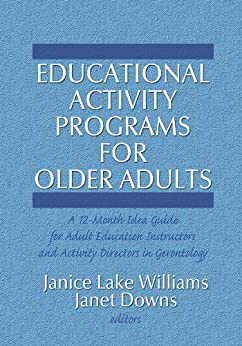 activity adaptation adult aging exercise older programming