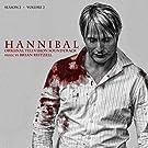 Hannibal Original Soundtrack (Season 2 Volume 2) Hemochrome Red Vinyl [VINYL]
