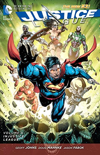 Justice League TP Vol 6 Injustice League (Jla (Justice League of America))