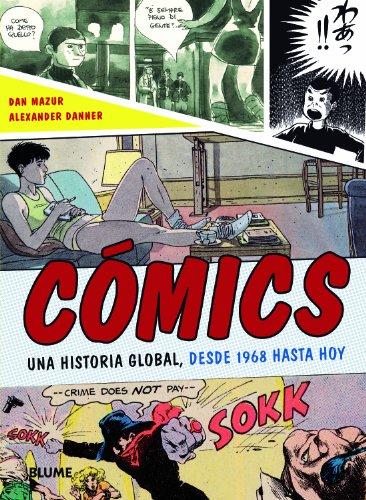 Cómics: Una historia global, desde 1968 hasta hoy (Generica)