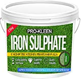 2.5kg Pro-Kleen PREMIUM MOSS KILLER Iron Sulphate Best Review Guide