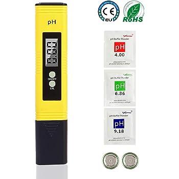ADWA AD12 Misuratore Impermeabile pH e Tester Alta Precisione della ... ee3b145cecb51
