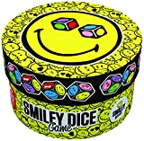 GAMEFACTORY 76135 - Smiley Dice Game, gelb
