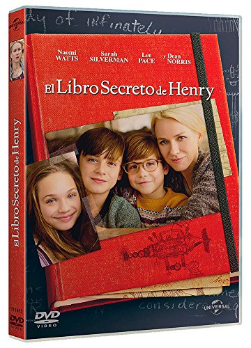El Libro Secreto De Henry [DVD]
