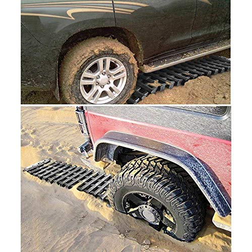 Bosmutus-Auto-Emergency-Traction-Aid-Portable-Car-Vehicle-Tyre-Grip-Recovery-Tracks-Traction-Mat-Pad-Sand-Ladder-Free-from-off-Road-Mud-Snow-Ice-And-Sand1Pcs