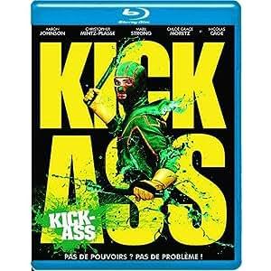 Kick Ass [Blu-ray] [Edizione: Francia]