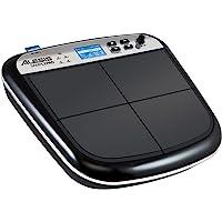 Alesis SamplePad - MultiPad de Batteries Électronique 4 Zones Sensibles avec 25 Sons de Percussion, Lecteur de Carte SD, Effets et Sortie MIDI