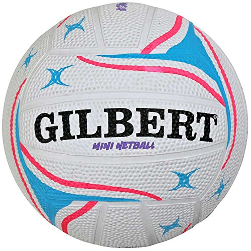 GILBERT APT Mini Netball [Blanc]