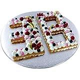 """Moule""""Number Cake"""" - Inox"""