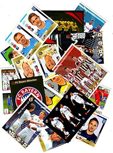 Panini - FIFA 365 - 50 Sammelsticker gemischt - keine doppelten Bilder - Deutsche Ausgabe