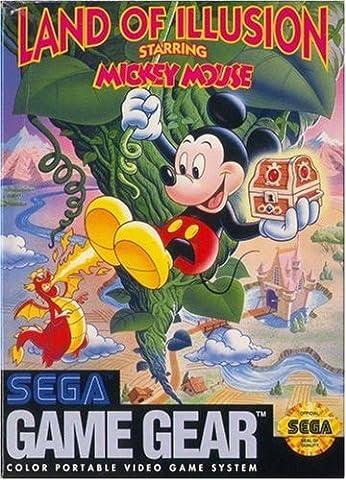 Mickey Land Of Illusion
