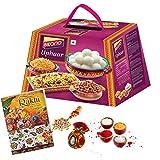 #8: Bikano Uphaar Rakhi Giftpack