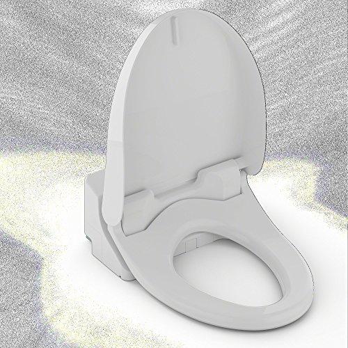 TOTO SW2043#12 Round C200 Washlet, Sedona Beige by Toto