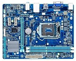 Gigabyte H61M-S1 Intel LGA1155 mATX Motherboard