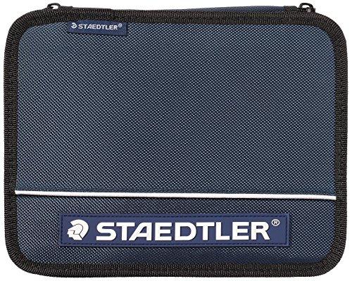 STAEDTLER 61 SET – Plumier con cremallera, azul