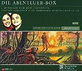 Die Abenteuer-Box: 2 spannende Wild-West-Geschichten - Hörbuch (3 CDs)
