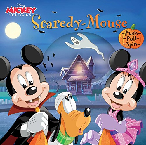 Disney Mickey & Friends: Scaredy-Mouse