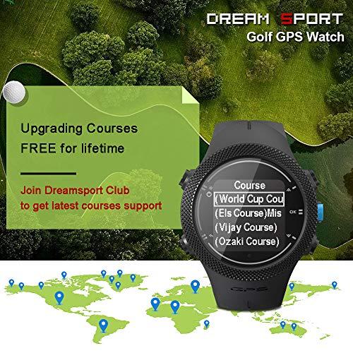 Zoom IMG-2 dream sport golf gps orologio