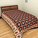 Jaipuri cotton Bedsheet by Narsinh Enter...