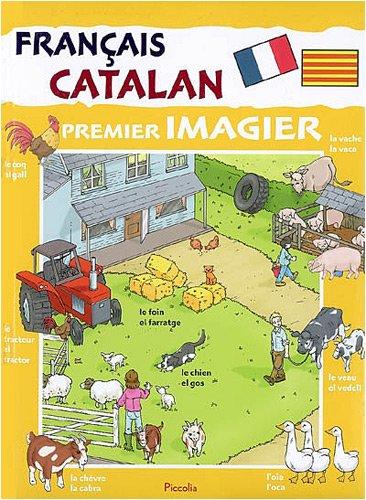 Premier imagier Français-Catalan